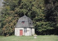 Château du Rocher-Portail - Pigeonnier du château du Rocher-Portail en Saint-Brice-en-Coglès (35).