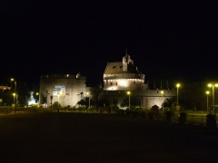 Château et fortifications - Château de Saint-Malo (Ille-et-Vilaine, France)