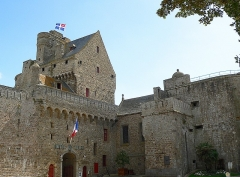 Château et fortifications - Français:   Château - Saint Malo