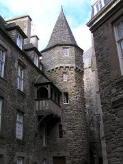 Maison de la Duchesse Anne - English: The house of Anne of Brittany in Saint-Malo, Ille-et-Vilaine (France).