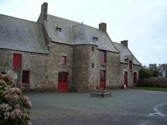 Maison de Jacques Cartier, dite Les Portes Cartier - English: Manor of Limoelou in Saint-Malo (France)