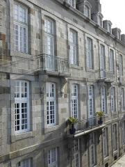 Maison ou hôtel de la Sauldre - Français:   Hôtel de la Sauldre à Saint-Malo (35).