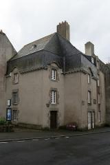 Maison - Français:   Maison Jeanne Jugan à Saint-Malo.