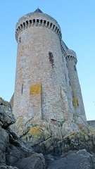 Tour Solidor et ouvrages avancés - Français:   Tour Solidor, Saint-Malo