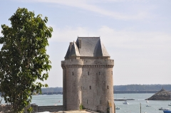 Tour Solidor et ouvrages avancés - English: Saint-Malo (France, Brittany), Solidor Tower