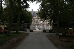 Château de Vaulerault - Français:   Le château de Vaulérault à Saint-Méloir-des-Ondes.