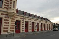 Gare - English: Vitré Train station