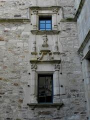 Hôtel Hardy ou maison Renaissance - Hôtel Hardy, Vitré (35).