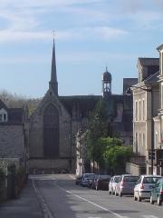 Monastère Saint-Nicolas -  Chapelle Saint-Nicolas de Vitré (35).