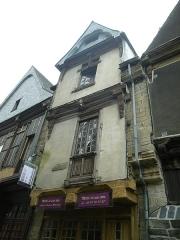 Maison -  maison ancienne a vitré