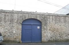 Manoir à l'Evêque - Français:   Manoir à l\'Évêque à Saint-Malo.