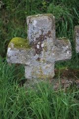 Croix jumelées de Boullet - Français:   Croix jumelées de Boullet