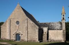 Chapelle Saint-Cado - Chapelle Saint-Cado, Fr-56-Belz.