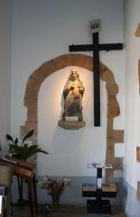 Chapelle Saint-Cado - Chapelle Notre-Dame-de-la-Pitié, chapelle Saint-Cado, Fr-56-Belz.