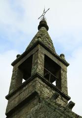Chapelle Sainte-Anne - Français:   Chapelle Sainte-Anne (Buléon): clocher