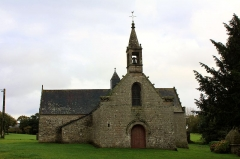 Chapelle Sainte-Anne - Français:   Chapelle Sainte-Anne (Buléon): vue générale depuis l\'ouest