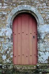 Chapelle Sainte-Anne - Français:   Chapelle Sainte-Anne (Buléon): porte