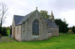 Chapelle Sainte-Anne - Français:   Chapelle Sainte-Anne (Buléon): vue depuis le nord-est
