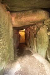 Tumulus-dolmen de Kercado - Français:   Tumulus de Kercado (Classé)