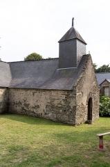 Chapelle Saint-Méen - La chapelle Saint-Méen de La Chapelle-Caro.