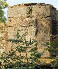 Château de Kéravéon - Français:   Château de Kéravéon: blason sur le pourtour sud