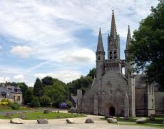 Chapelle Saint-Fiacre - Le Faouët (Bretagne, Morbihan) Chapelle Saint-Fiacre