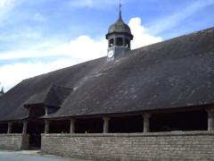 Vieilles halles - Français:   Place Bellanger