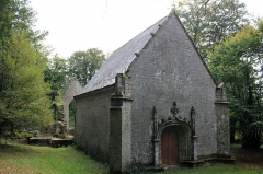 Chapelle Notre-Dame de Burgo - Chapelle Notre-Dame du Burgo