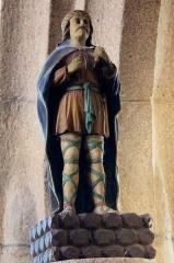 Chapelle Saint-Mélèc de Tréganteur - Chapelle de Trégranteur: Statut