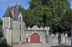 Château - Français:   Chateau de Josselin, Morbihan, France