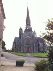 Eglise ou chapelle Notre-Dame - Español: Iglesia de Nuestra Señora de Kernascléden