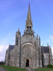 Eglise ou chapelle Notre-Dame - English: Kernascleden church