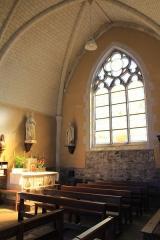 Eglise Saint-Théleau - Église Saint-Théleau (Landaul): transept sud