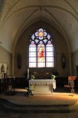 Eglise Saint-Théleau - Église Saint-Théleau (Landaul): chœur