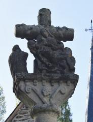 Calvaire - Français:   Calvaire de Lanouée: Pietà