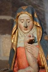 Eglise Saint-Gilles - Église Saint-Gilles de Malestroit; Statue dite