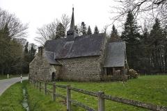 Chapelle de la Riaye - Brezhoneg: Chapel La Riaye e Menieg.