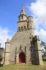 Chapelle Notre-Dame-de-Légevin - Chapelle Notre-Dame-de-Légevin, façade est