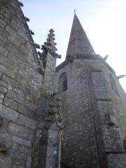 Eglise Sainte-Noyale - Brezhoneg: Iliz Noal-Pondi.