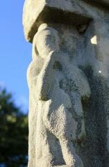 Croix de Landoma - Français:   Croix de Landoma: personnage 2