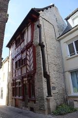 Maison dite des Marmousets - Français:   Maison des Marmousets à Ploërmel (56).