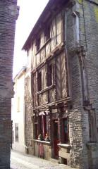 Maison dite des Marmousets - Français:   Maison des Marmousets, Ploërmel, Porhoët, Bretagne