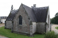 Chapelle Sainte-Anne - This building is indexed in the Base Mérimée, a database of architectural heritage maintained by the French Ministry of Culture,under the reference PA00091548 .
