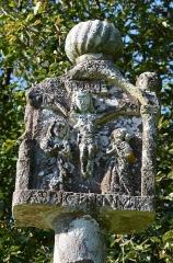Croix du Congo - Français:   Croix du Congo - Questembert (Morbihan)