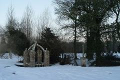 Fontaine Saint-Fiacre - English: Fontaine of Saint Fiacre in Radenac