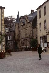 Maison du 16e siècle -  Morbihan Rochefort-En-Terre