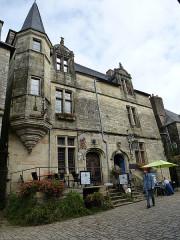 Maison du 16e siècle -  rochefort-en-terre