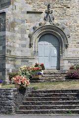 Chapelle Notre-Dame-de-Bonne-Encontre à Saint-Samson - Français:   Chapelle Notre-Dame-de-Bonne-Encontre à Rohan,Morbihan,France