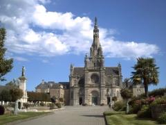Site de la basilique de Sainte-Anne-d'Auray - Vue générale