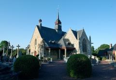 Eglise Saint-Léry - English: Church of Saint-Léry